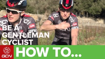 Global Cycling Network: How to Be A Gentleman Cyclist