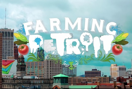 "FYI ChannelDocumentary  ""Farming Detroit'"