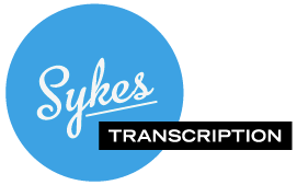 Sykes Transcription - Custom Music Transcription Service