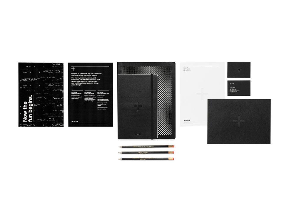 Studio O+A Brand System -
