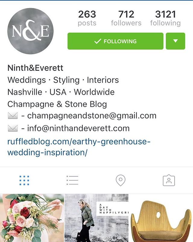 Excited to working with @ninthandeverett. Be sure to check them out!!
