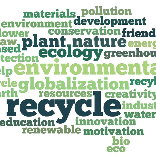 What environmental issues are important to you? #letusknow