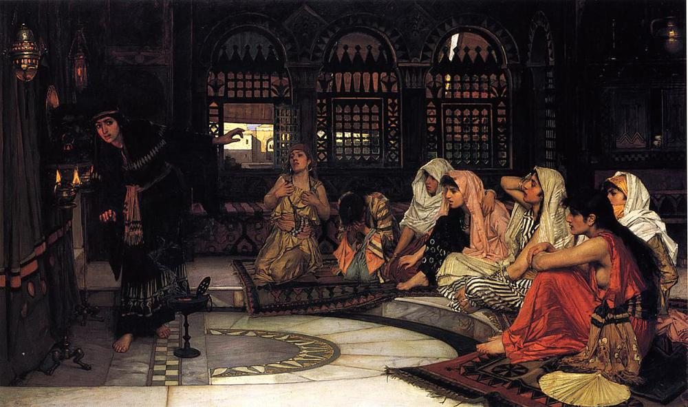 John William Waterhouse - Consulting the Oracle.jpg