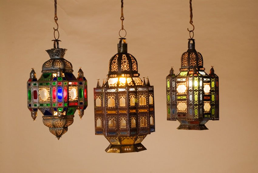 Moroccan Lamps Embassy Made