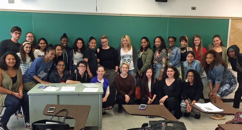 Intro to Women's Studies 2015 Brooklyn College