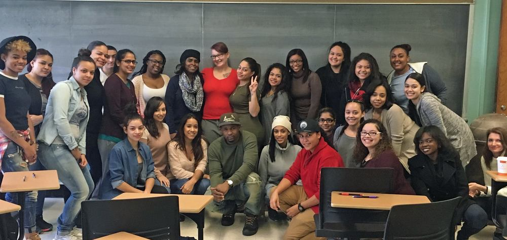 Urban Sociology Spring 2015 Lehman College