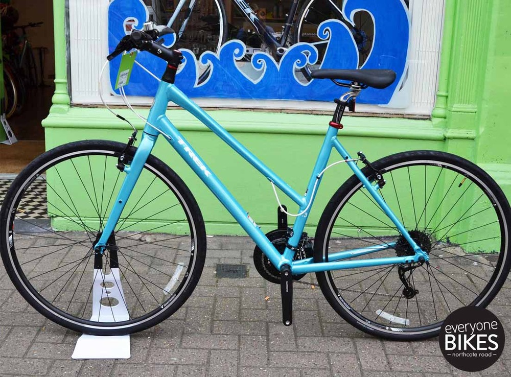 "Trek 7.3FX Ladies Stagger Frame 20"" 2015 £525"