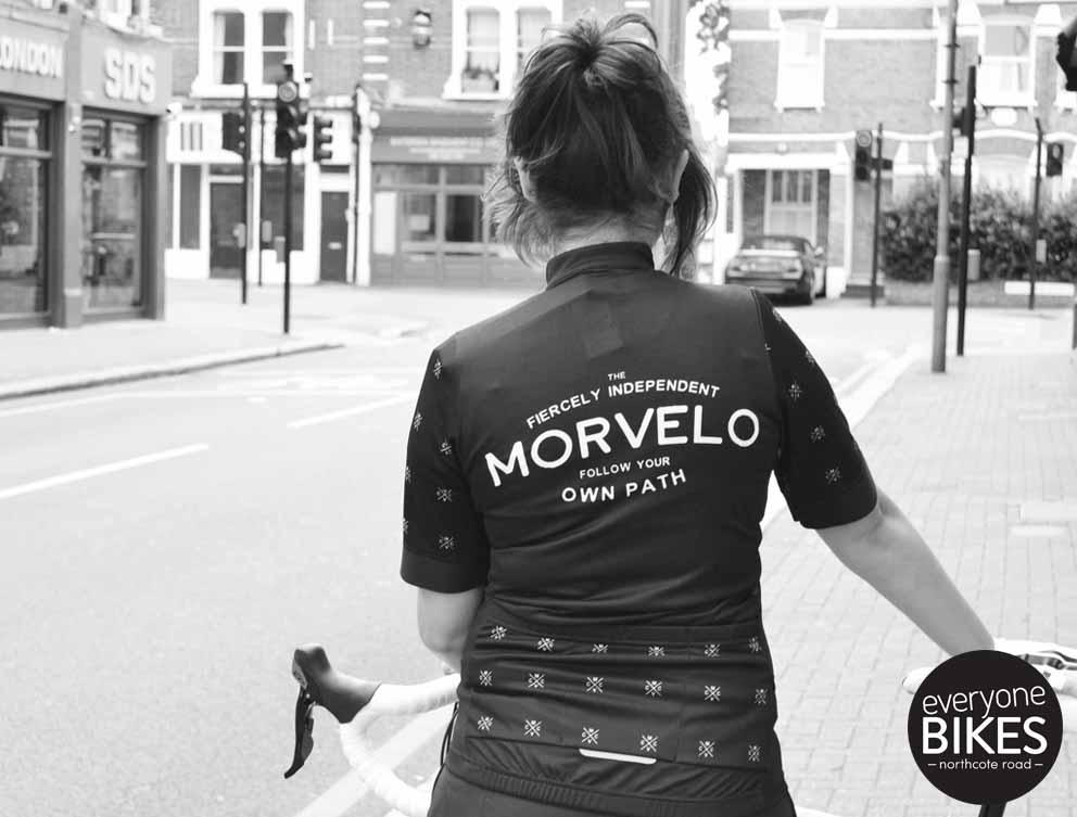 Morvelo MVCC WOMENS jersey