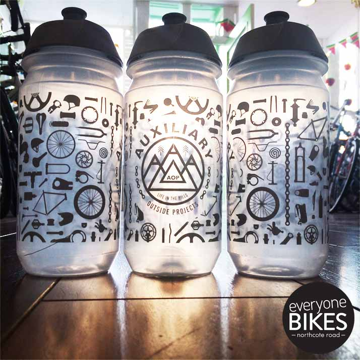 Anthony Oram AOP - 500cc Repeat Pattern Water Bottle