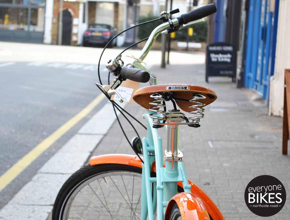 Pashley Tube Rider Pintail £575