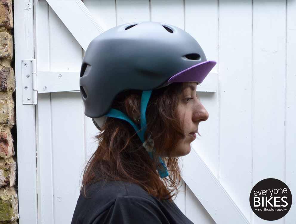 Bern Berkeley Matte Grey Helmet