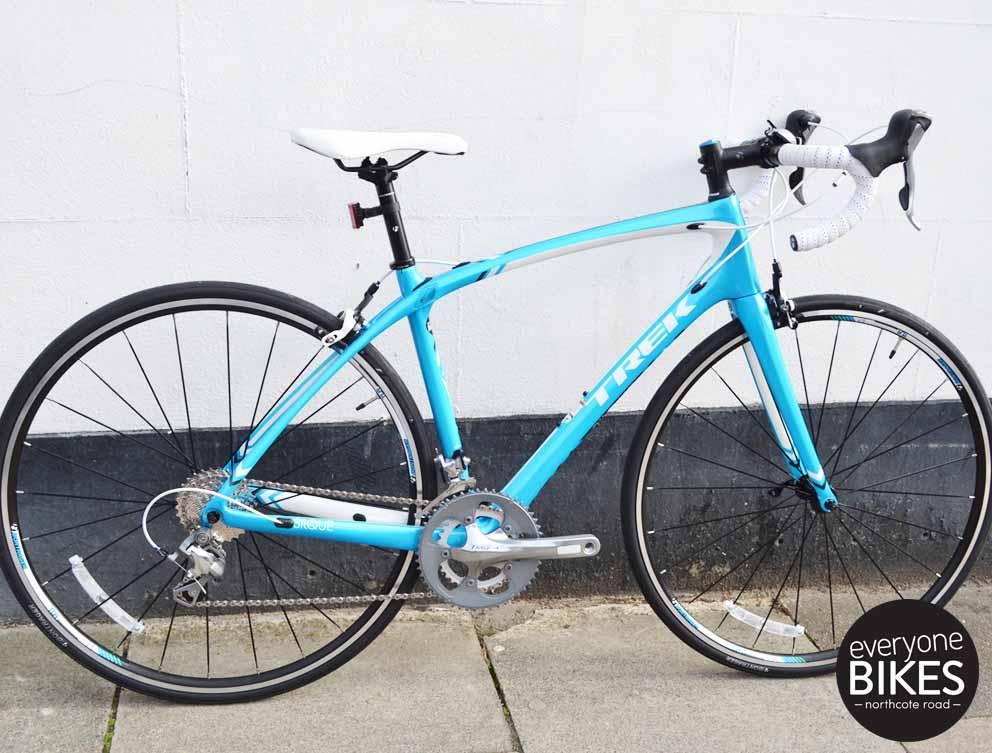 Trek Silque WSD Road Bike 2015 £1400