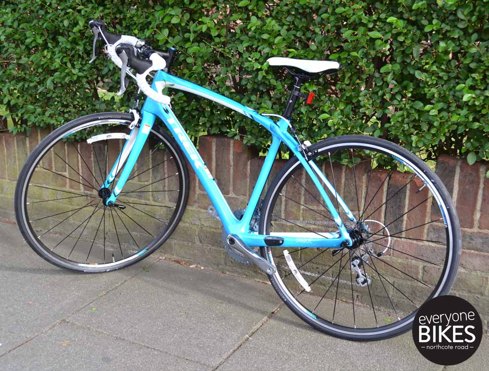 Trek Silque WSD Road Bike 2015 £1400