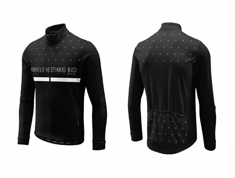 Morvelo Long Sleeved Thermal Jersey