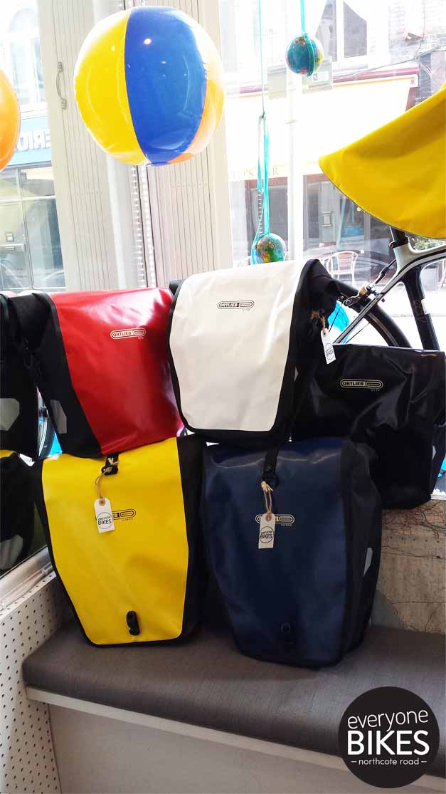 Ortlieb Pannier Bags