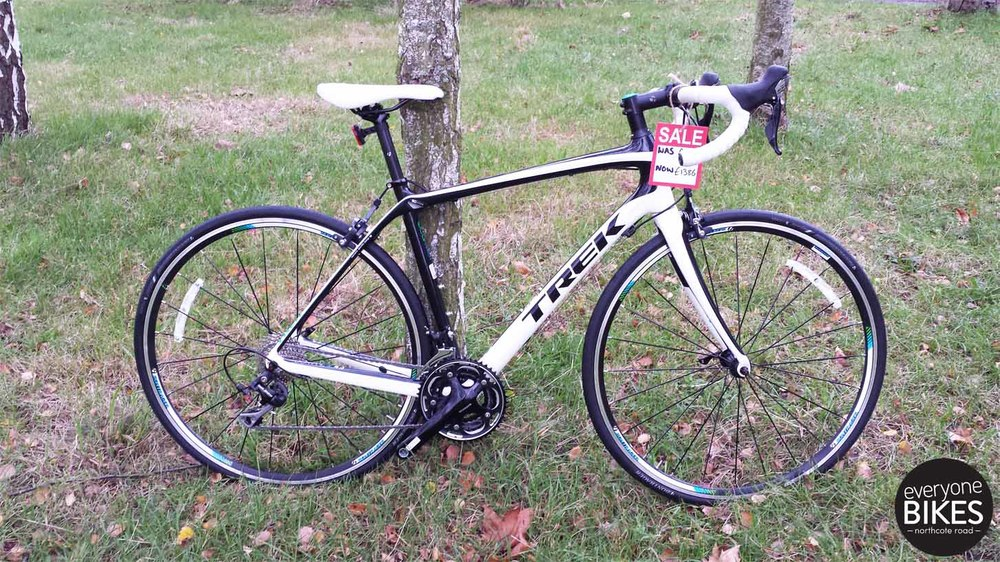 Trek Domane 4.3 54cm Sale Price £1386 Iso speed comfort chip in frame, Shimano Ultegra 3 x 10 gears