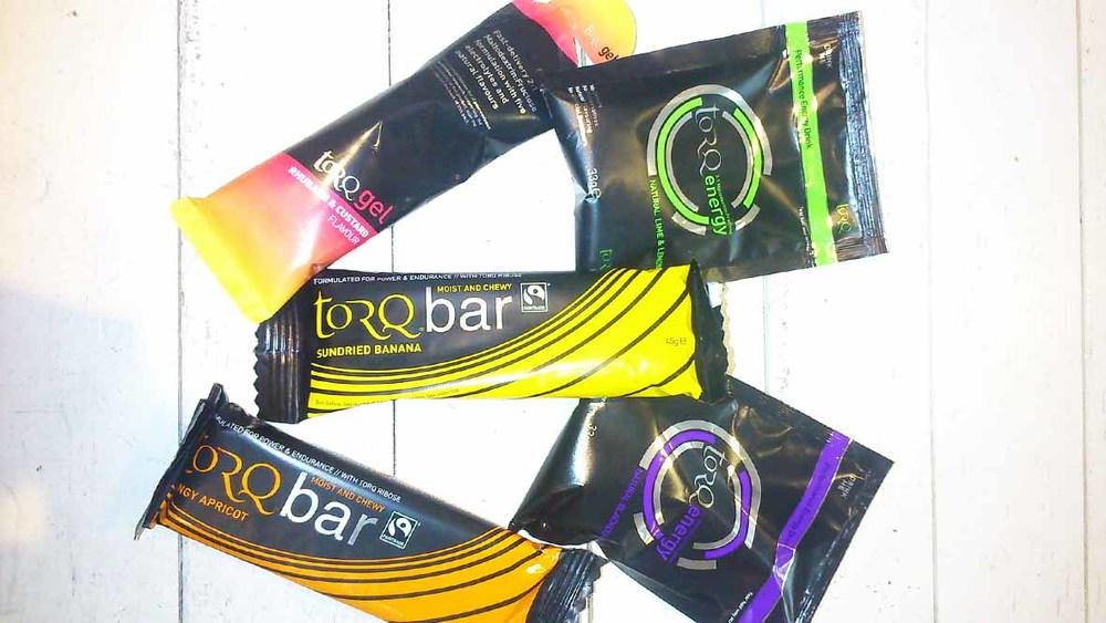 Torq Bars & Sachets