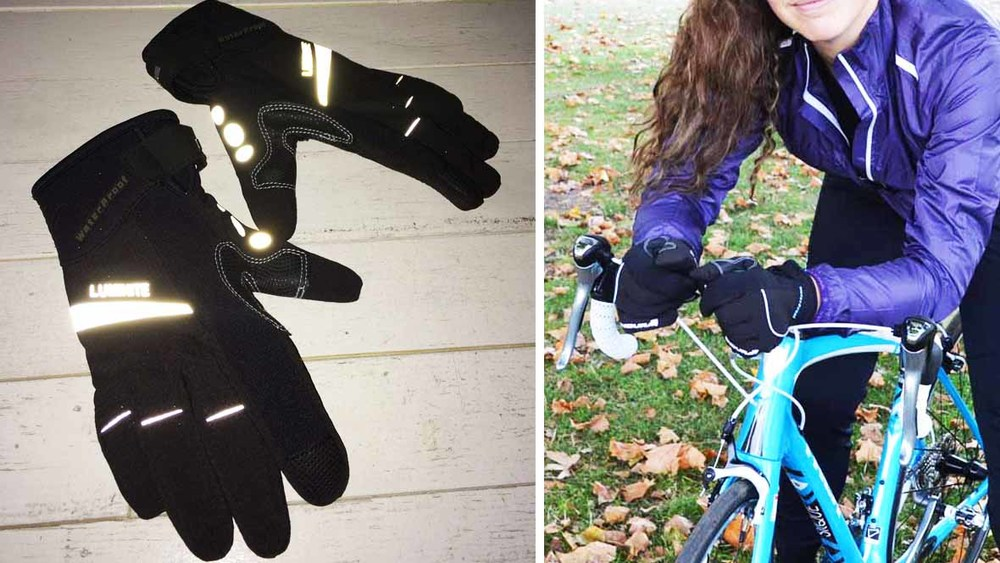 Endura Luminite Waterproof Gloves