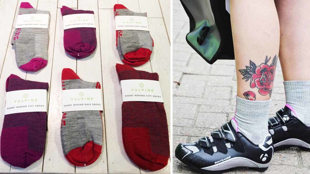 Vulpine Merino Socks