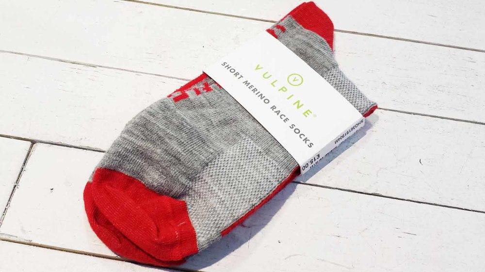Vulpine Short Merino Race Socks