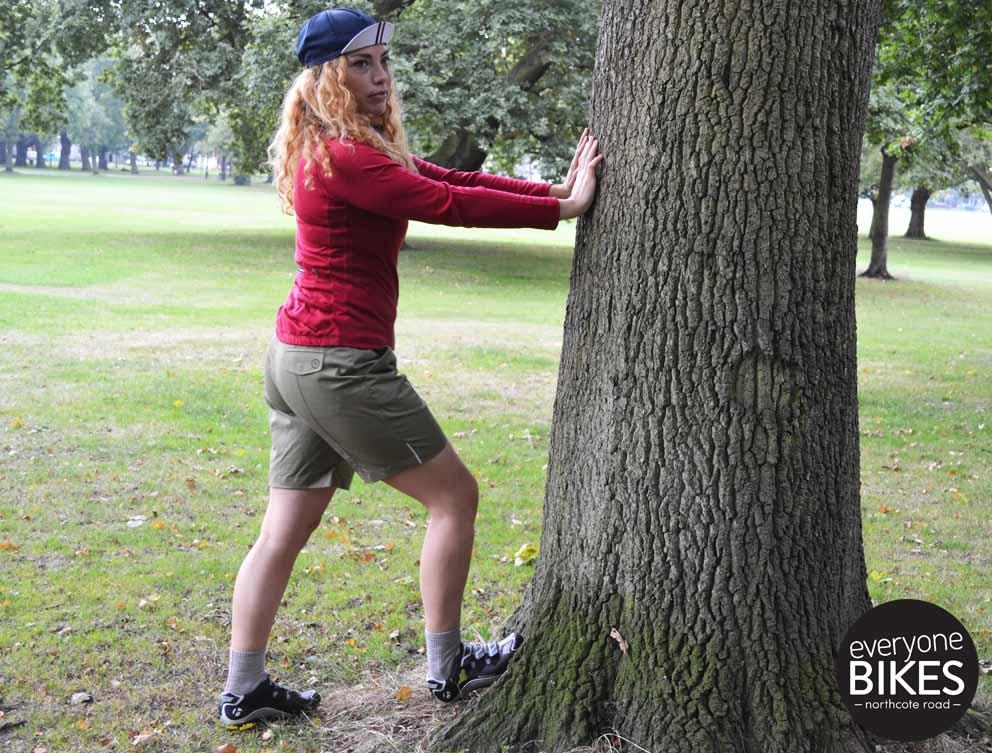 Vulpine Women's Cotton Rain Shorts - Military Green