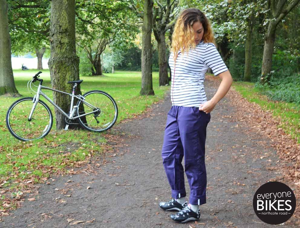 Vulpine Women's Cotton Rain Trousers