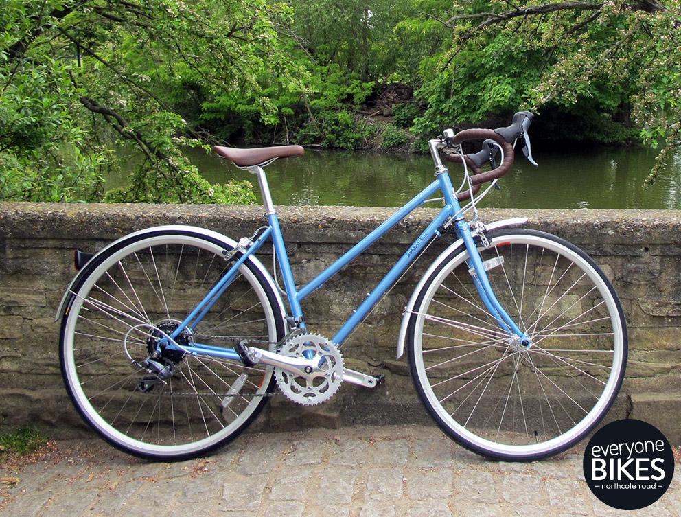 BOBBIN LUNA CELESTIAL BLUE £620 2015