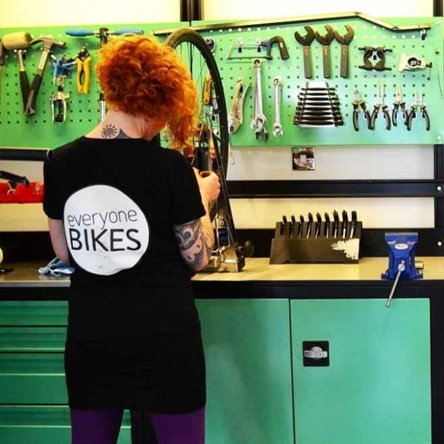 Now that the snow has melted it's time to get rolling on two wheel again. To help you and your bike we've extended our great servicing offer to carry on throughout March. We are offering The Commuter service for £50 (normal price £70) when you book in book online or via email, link in our bio.  Saturday are servicing slots are available so there's no need to be without your bike for the daily commute!  #EveryoneBikes #CanWeFixItYesWeCan #BikeServicing #SameDayRepairs
