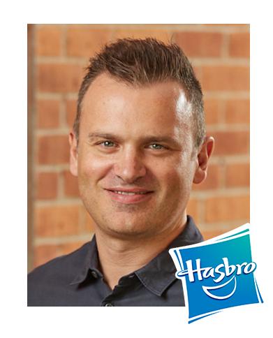 DAN JUDKINS - VP Design & Development - Hasbro