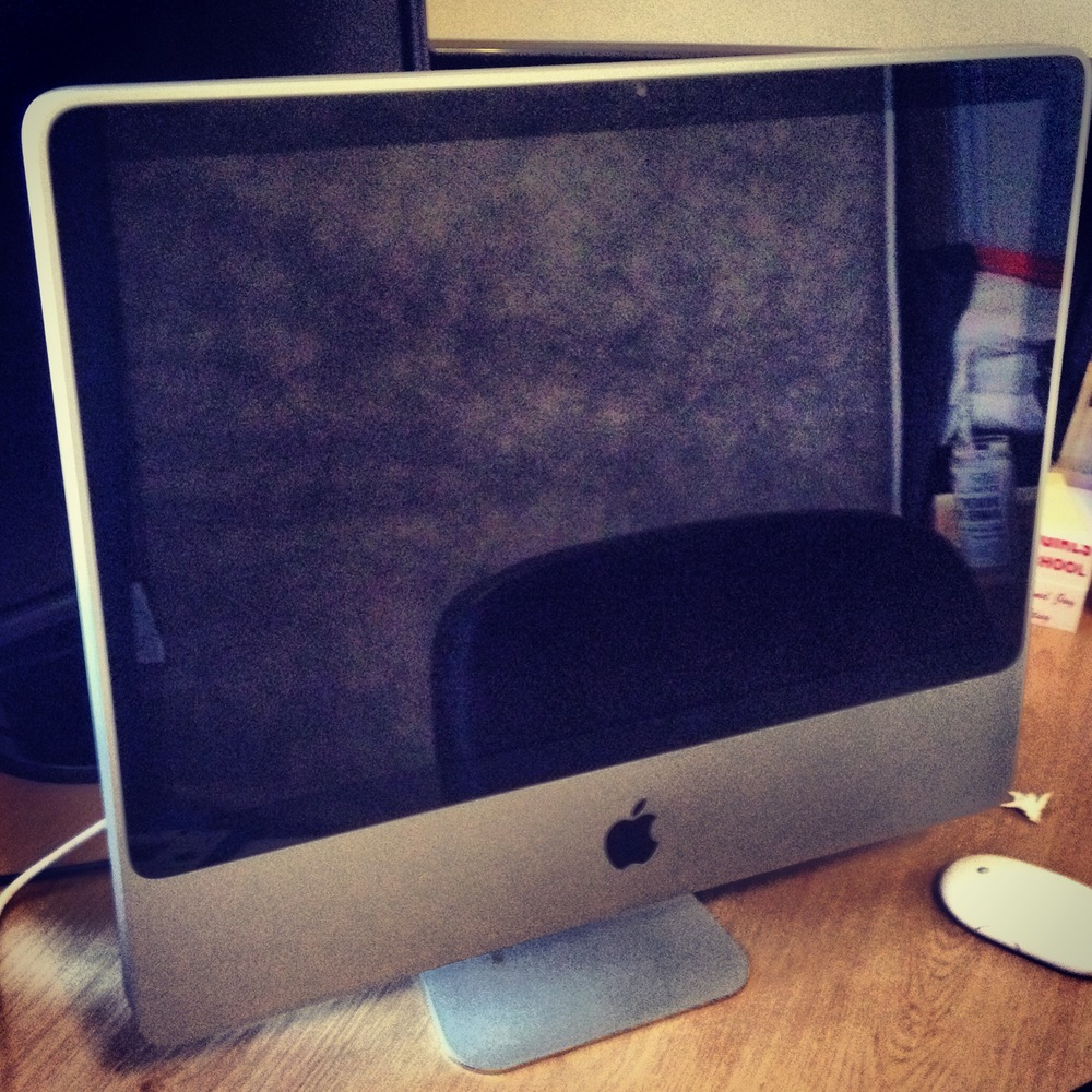 iMac upgraded by the Apple Tutor NYC