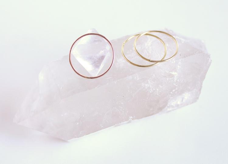 Rebecca Mir Grady $98 14k Gold Ring
