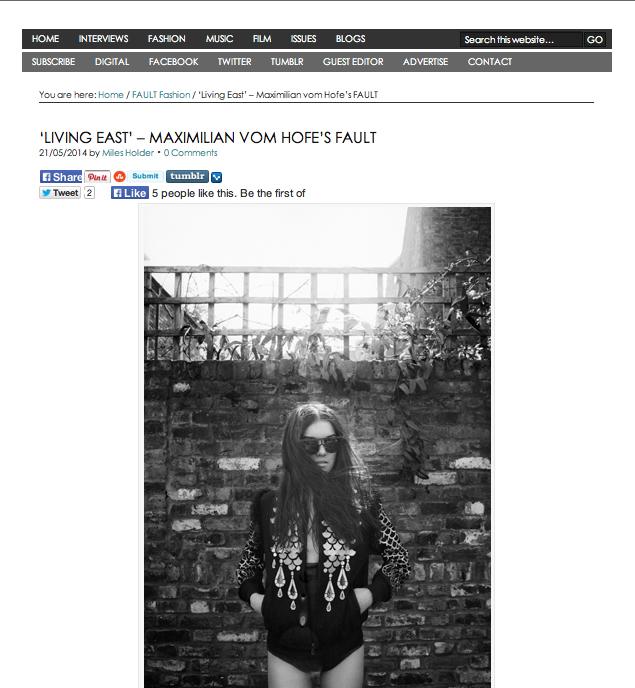 Fault Magazine1