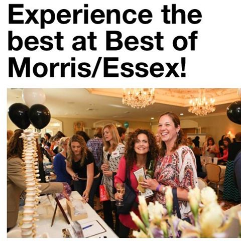 Who wants to come and hang out with me tonight at the Best of Morris/Essex?  I have a few tickets available. Enter to win by tagging two friends on this post and go like our Facebook page. Winner will be announced at 2pm today. See you there
