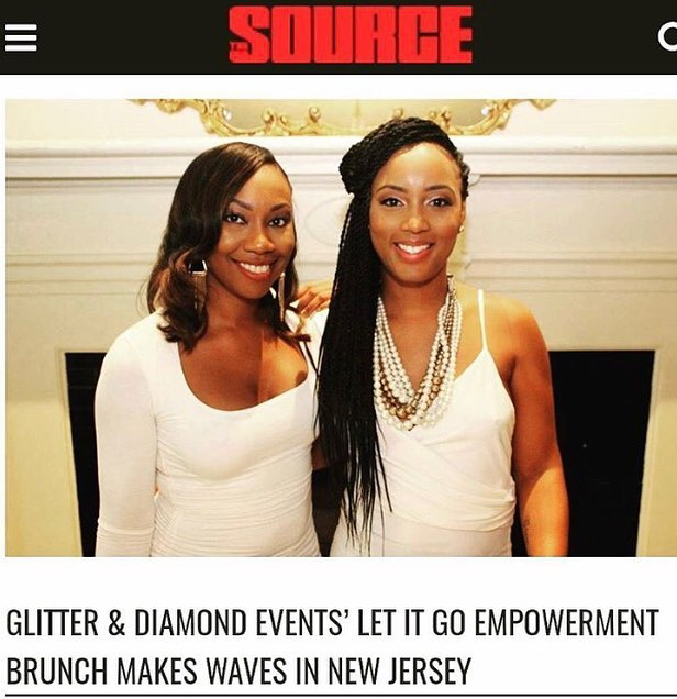 Congrats Ladies 💪🏾Thanks for giving me an opportunity to share what I had to let go of to get started in my business. @glitteranddiamondevents @thesource  Click the link in my bio  #letitgoempowermentbrunch #girlboss #doingthedamnthing