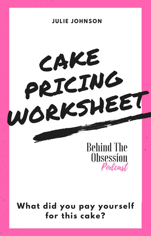 Struggling with pricing your cake? - Dont know what to charge for your time? Click the link below to learn more