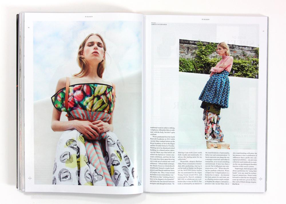 Sleek Magazine, Issue 42