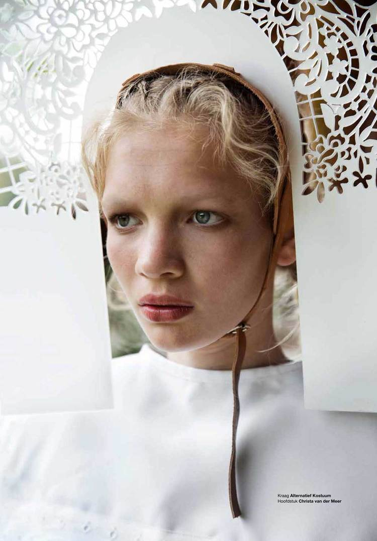 Photo by Liselotte Schuppers for Fashion Cult, August 2015