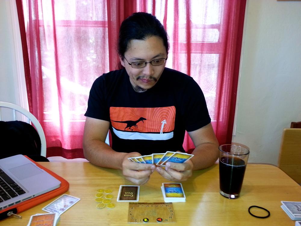 Sam Waller of SlugFest Games