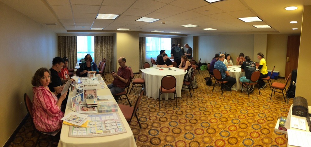 Prototype Room (Celestispiel) at Celesticon