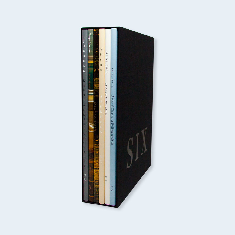 SIX BY SIX | Set 2 $6,000.00