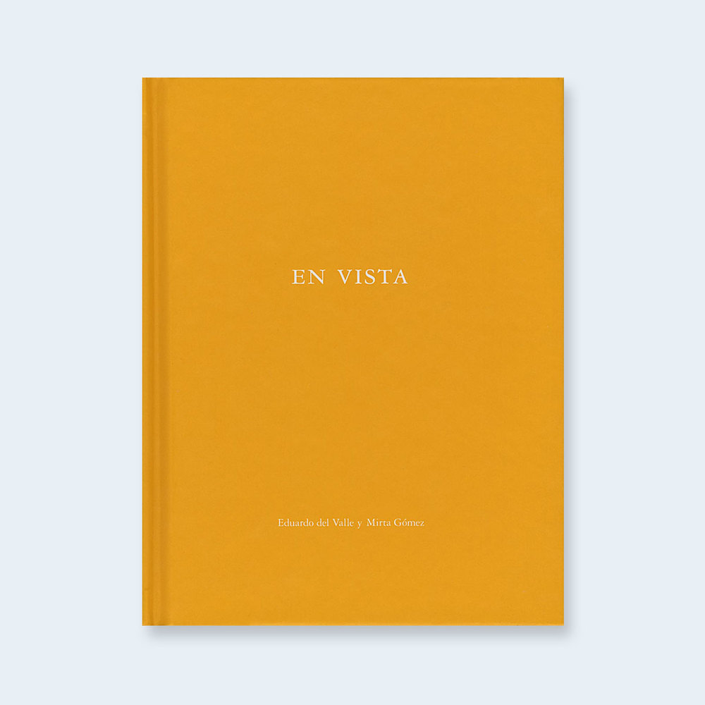 EDUARDO DEL VALLE & MIRTA GOMEZ | One Picture Book #57: En Vista $150.00