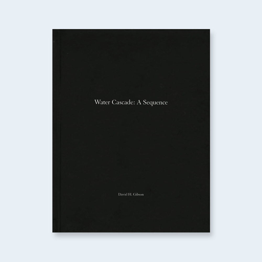 DAVID H. GIBSON | One Picture Book #61: Water Cascade: A Sequence $150.00