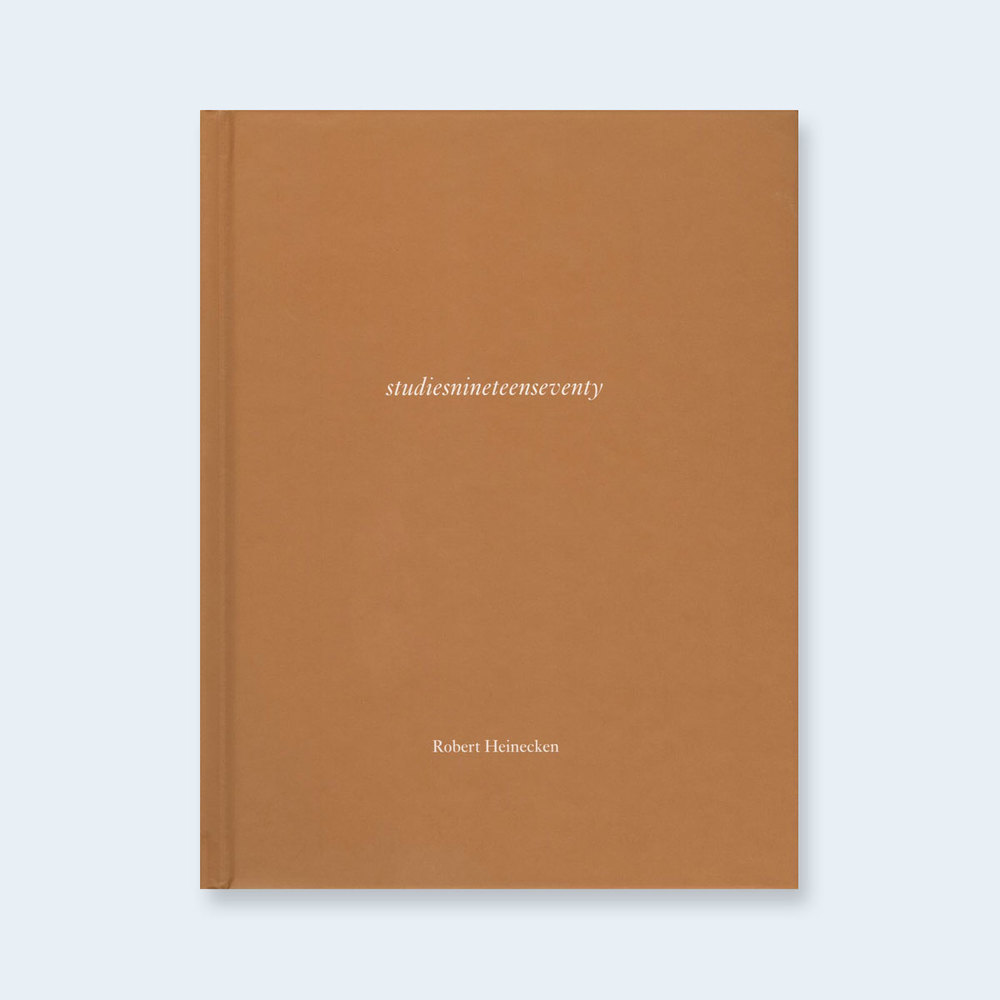 ROBERT HEINECKEN | One Picture Book #14: studiesnineteenseventy $150.00