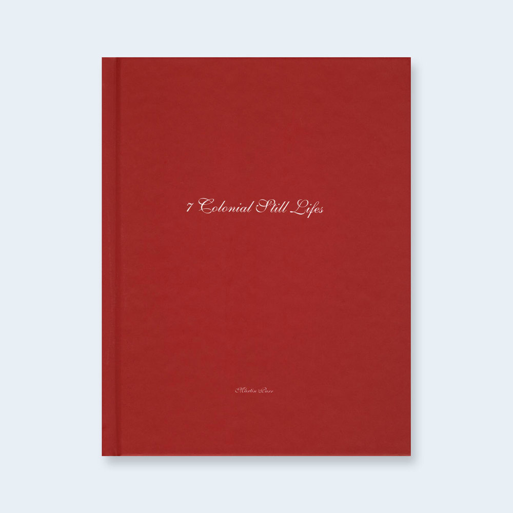 MARTIN PARR | One Picture Book #28: Seven Colonial Still Lifes $150.00