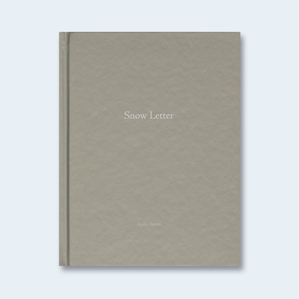 RISAKU SUZUKI | One Picture Book #80: Snow Letter $100.00