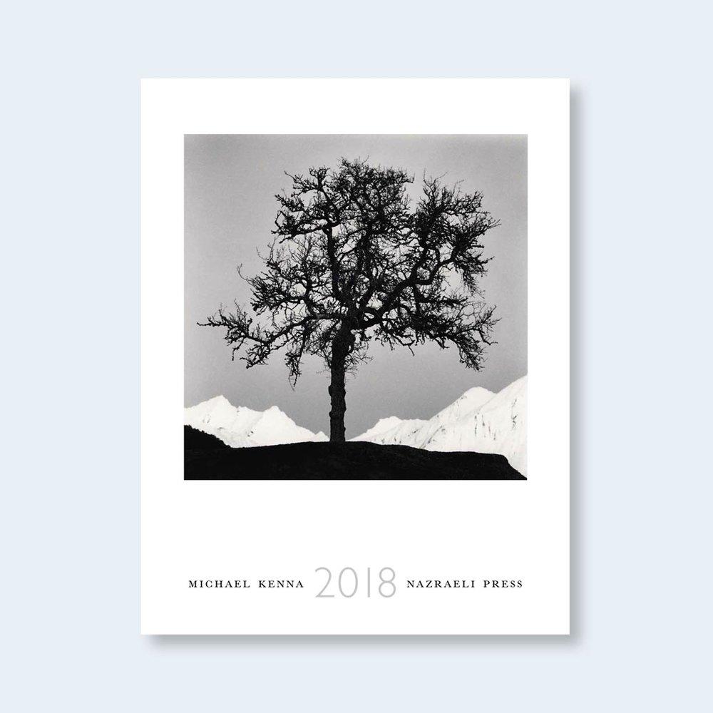 MICHAEL KENNA | 2018 Wall Calendar| Order >