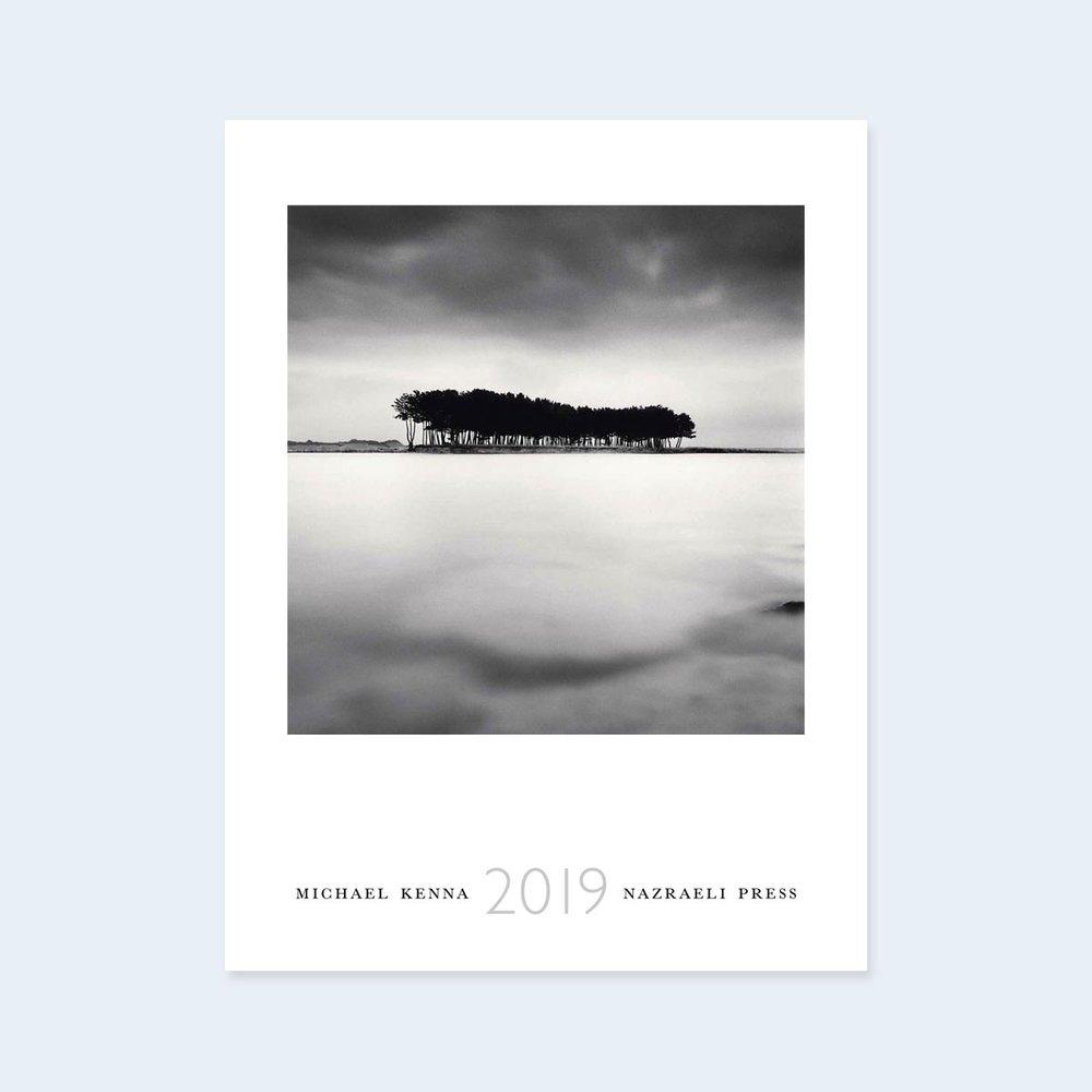 LIMITED QUANTITIES  MICHAEL KENNA      2019 Wall Calendar     Order >