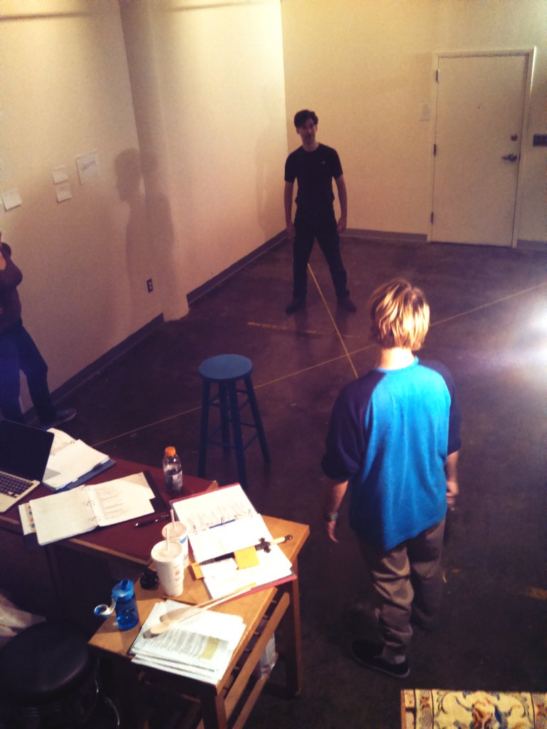 High energy fight choreography by Lara Ianni brings new drama to this classic tale.