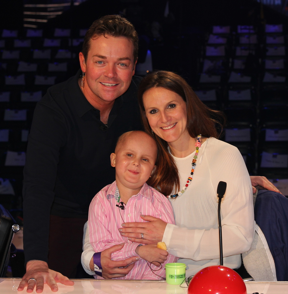 We are delighted to announce that  Stephen Mulhern  has kindly agreed to be a Patron of Blue Skye Thinking. We look forward to working with Stephen over the coming years.