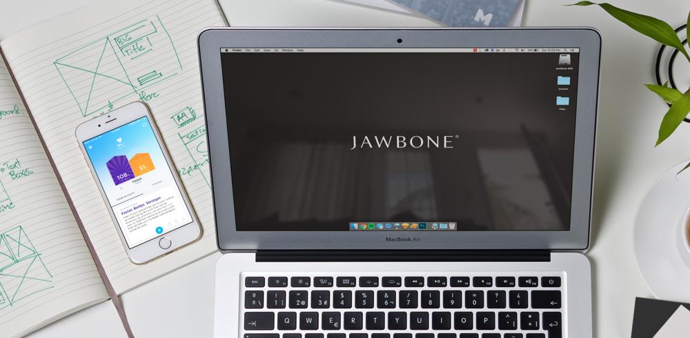 Erik Lack Jawbone Workspace